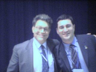 Me and Al Franken