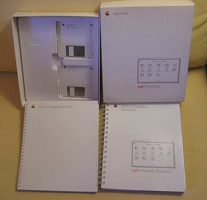 Hypercard – An Amazing Tool I Still Miss #hypercard25th